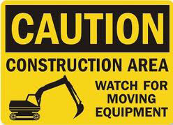 Warning Signage maker in gurgaon